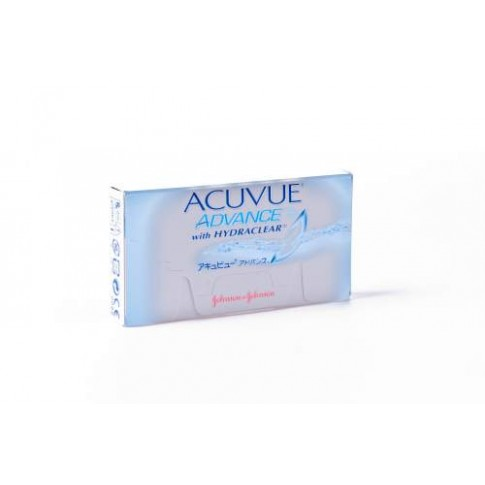 Acuvue Advance 6 szt. - super jakość za dobrą cenę