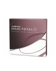 WYPRZEDAŻ: Dailies Total1 90 szt., moc: -8,00