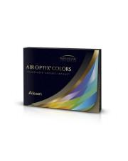 WYPRZEDAŻ: AIR OPTIX®  COLORS 2 szt., moc: -4,00, GEMSTONE GREEN