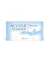 SUPER WYPRZEDAŻ: Acuvue Advance 6 szt., moc: +0,75, BC: 8,7