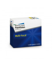 Pure Vision Multifocal 6 szt. + płyn 60 ml GRATIS!