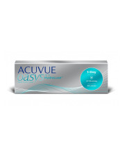 WYPRZEDAŻ: ACUVUE OASYS 1-Day with HydraLuxe, moc: -1,00