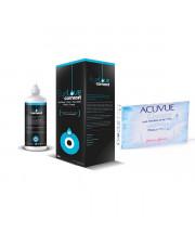 Acuvue Oasys + EyeLove Comfort 500 ml + 100 ml