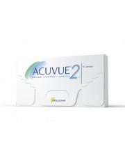 WYPRZEDAŻ: Acuvue 2 6 szt., 8,30, moc: +0,50