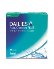DAILIES® AquaComfort Plus® Toric 90 szt.