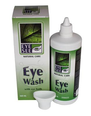 Herbal eye wash