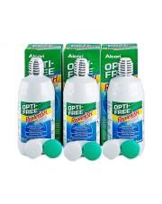 Zestaw: OPTI-FREE® RepleniSH® 2x300 ml + trzeci płyn 300 ml GRATIS!