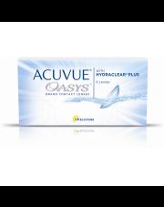 Acuvue Oasys 6 szt. + płyn EYELOVE COMFORT PLUS 100 ml GRATIS (do 2 op.)