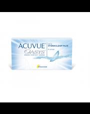 Acuvue Oasys 6 szt. BC: 8,8 - kup 3 op. kupon 30 PLN na ebooki i audiobooki gratis!
