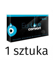 Soczewka testowa: EyeLove Comfort 1 szt.