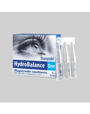 Krople Starazolin HydroBalance One 12x0,5 ml