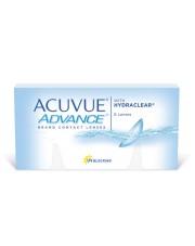 WYPRZEDAŻ: Acuvue Advance 5 szt., moc: -1,75
