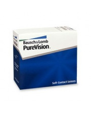 Wyprzedaż: Pure Vision 3 szt., moc: -3,25