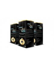 ZESTAW: EyeLove Comfort PLUS 2x360 ml + trzeci płyn GRATIS!