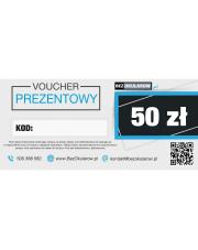 Voucher Prezentowy o wartości 50 PLN