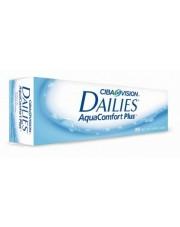 WYPRZEDAŻ: DAILIES AquaComfort Plus 30 szt., moc: -1,50