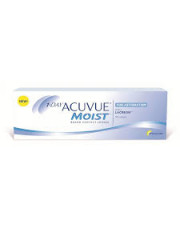 WYPRZEDAŻ: Acuvue Moist for Astigmatism 30 szt.,  +1,25/-1,25/90