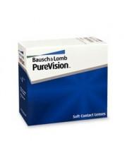 Wyprzedaż: Pure Vision 3 szt., moc: -0,50