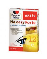 Doppelherz Aktiv Na oczy Forte - 30 kapsułek