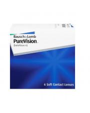 Wyprzedaż: Pure Vision 6 szt., moc: -8,50