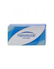 WYPRZEDAŻ: FreshLook Colors 2 szt., SAPPHIRE BLUE, moc: -0,75