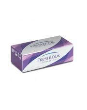 WYPRZEDAŻ: FreshLook Colorblends 2 szt., BLUE, moc: -0,50