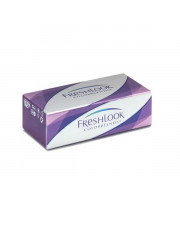 WYPRZEDAŻ: FreshLook Colorblends 2 szt., BLUE, moc: -2,00