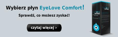 banner płyn EyeLove Comfort