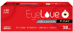 eyelove exclusive 1-day